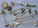 Grosssporiger Helmling-Mycena megaspora